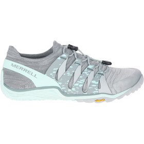 Merrell Trail Glove 5 3D - Chaussures Femme - gris/turquoise